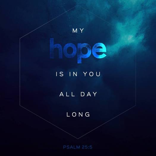 My Hope Is In You All Day Long